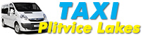 Taxi service Plitvice lakes | Booking a taxi in Plitvice Lakes
